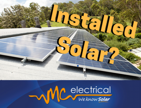My solar system has been installed…now what?