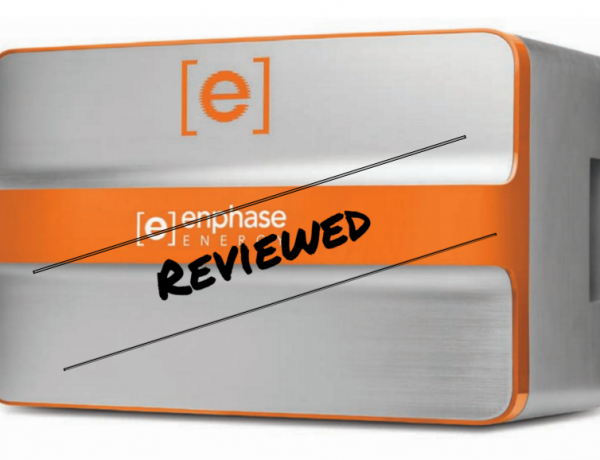 Enphase AC Battery Review
