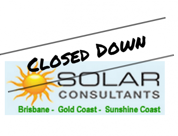 Solar Consultants Brisbane Closed Down: Is my warranty valid?
