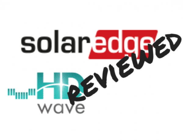 SolarEdge HD wave review