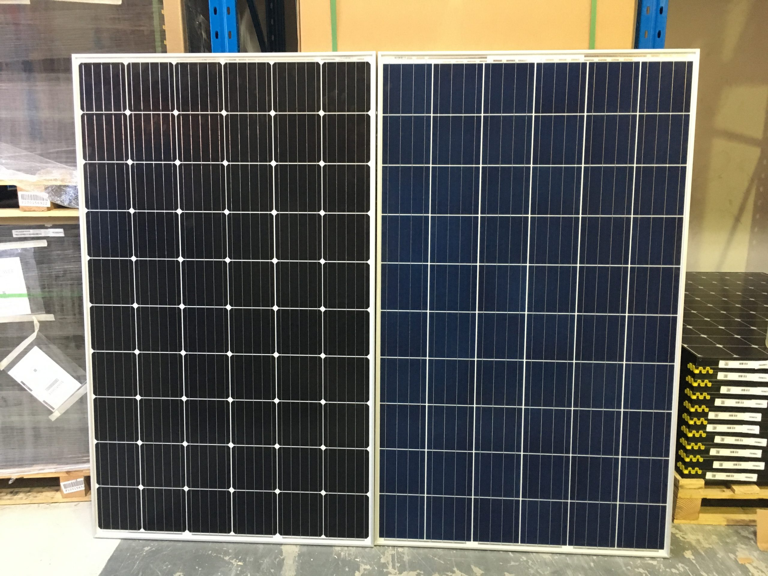 Are Monocrystalline or polycrystalline solar panels better