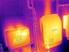 SolarEdge VS Fronius test
