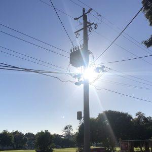 solar voltage rise