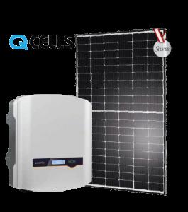Qcell Solar Power Brisbane