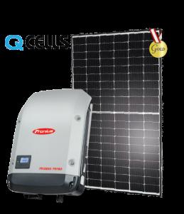 Qcell Solar Power Brisbane 2