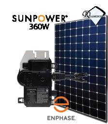 Enphase Sunpower Solar Power Brisbane